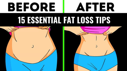 15 Essential Fat Loss Tips